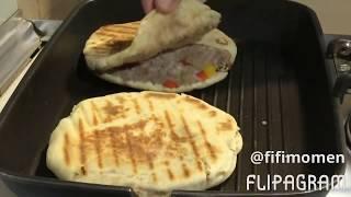 تعليم الطبخ للمبتدئات..............عمل الحواوشي علي الطريقة المصرية