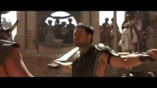 Il Gladiatore   scena memorabile