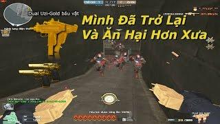 Bình Luận CF : Dual Uzi Gold - Tiến Xinh Trai Zombie V4