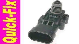 Fuel Tank Pressure Sensor Quick-Fix