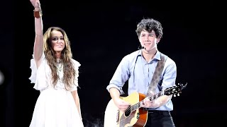 Nick Jonas Admits Lyrics To 'Wedding Bells' Were About Miley Cyrus!