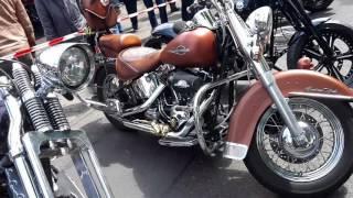 Harley Davidson Treffen Köln Deutz 18.06.2016