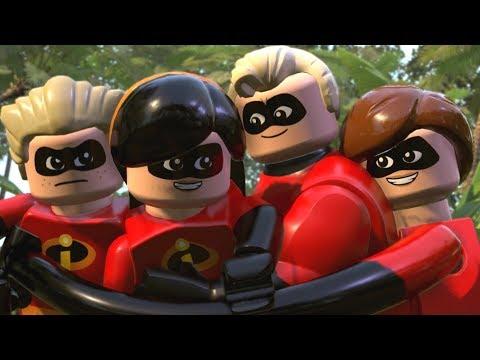Xxx Mp4 LEGO The Incredibles All Cutscenes Full Movie HD 3gp Sex