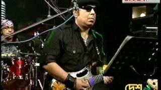 Ayub Bacchu (L.R.B.) - Lonely Dhaka (Instrumental) (Call Er Gaan Live)