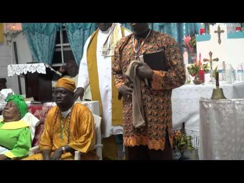 Spiritual Baptist in Barbados