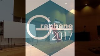 The Graphene Discovery Tour -  Graphene 2017 | Graphene camera & Digi-Key supplies