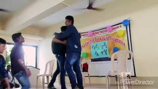 2016:BEST DRAMA ON COLLEGE LIFE  BY ( k.v.p.c college)