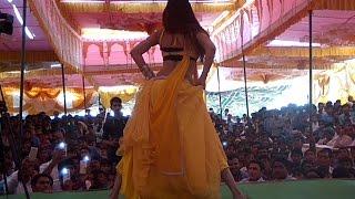 बिजली किधर पड़ेगी  || Rajasthani Haryanvi DJ Dance Video 2017 || Bijali Kade Padegi