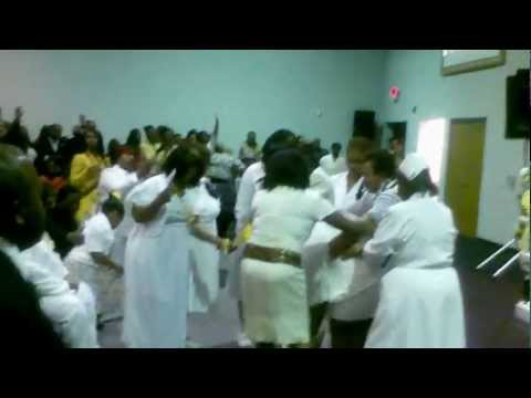 Biggest Funeral Praise Break Ever Amber Edwards Funeral St. Louis