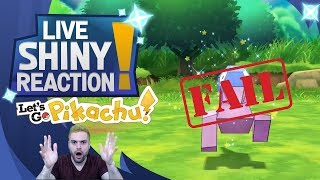 ROUTE RESETS GONE WRONG! WHY DO I KEEP FAILING THESE SHINY POKEMON IN LGPE?!