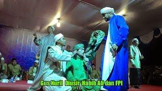 Ceramah Gus Nuril Di Berhentikan Oleh Habib Ali bin Husein Assegaf  Dan FPI