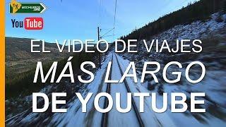 EL VIDEO DE VIAJES MÁS LARGO DE YOUTUBE Y EL MUNDO: NORUEGA - HD