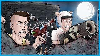 BLACK OPS 3 ZOMBIES NACHT DER UNTOTEN MYSTERY BOX CHALLENGE! w/ MooSnuckel (Zombies Chronicles)