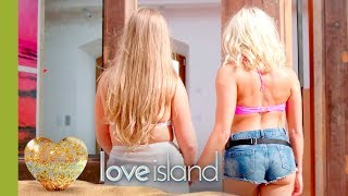 FIRST LOOK: Two New Islanders Arrive at the Villa and the Girls Are NOT Happy   Love Island