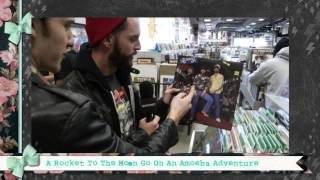 A Rocket To The Moon - Buzznet Exclusive : Music Notes February 20, 2013