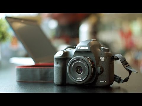 CNET How To - Use your dSLR as a PC webcam