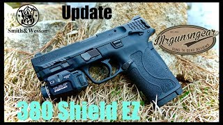Smith & Wesson Issues Advisory On M&P 380 Shield EZ Pistols With Thumb Safeties