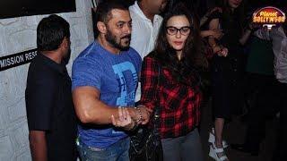 Salman Khan Turns Saviour For Friend Preity Zinta