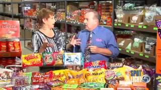 b.a. Sweetie Candy Company Halloween Treats