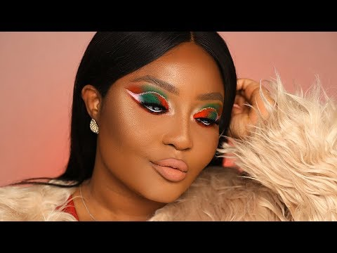 The EXTRA AF aunty at all the holiday parties! Jaclyn Hill & James Charles Palettes