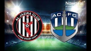 Jazira Abu Dhabi vs Auckland City