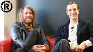 The Maine - Remember That Time I... Interview