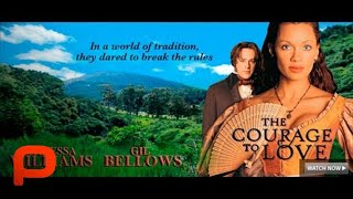 Courage To Love - Full Movie (Vanessa Williams) PG-13