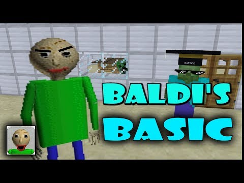 Xxx Mp4 MONSTER SCHOOL Baldi S Basic In Education And Learning 3gp Sex