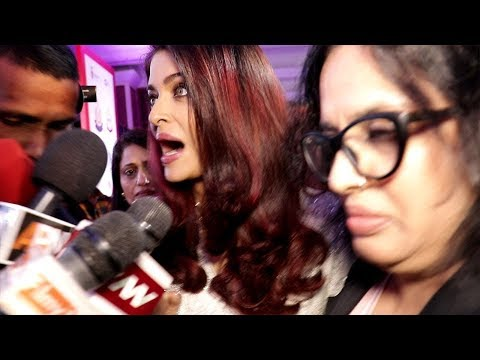 Xxx Mp4 Aishwarya Rai Gets ANGRY By Media Reporters Publicly On Women S Day 2018 3gp Sex