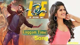 Laggam Time Song Review   Lie Songs   Nithin   Megha Akash   Mani Sharma   Ready2release