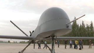China's New Rainbow No.5 UAV Completes Maiden Flight