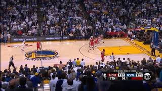 Golden State Warriors Vs Huston Rockets: Kevin Durant Game winning buzzer beater DID NOT COUNT