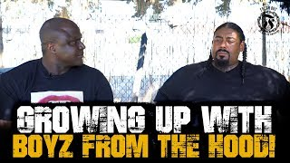 Growing up with Boyz in the Hood - Prison Talk 17.4
