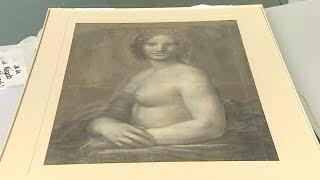 'Nude Mona Lisa' could be work of da Vinci