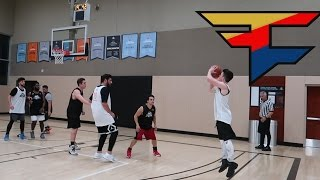 OUR CLOSEST GAME YET! (FAZE BASKETBALL HIGHLIGHTS)