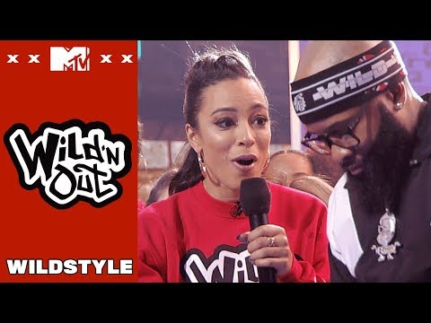 Angela Rye Turns Up for International Women s Day Wild N Out Wildstyle