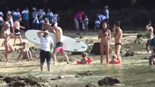 Wisata Bali pantai labuan sait padang padang in