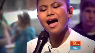 Marlisa Punzalan - Stand by you - Live on