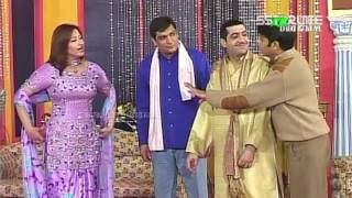Best Of Zafri Khan and Nargis New Pakistani Stage Drama Full Comedy Funny Clip