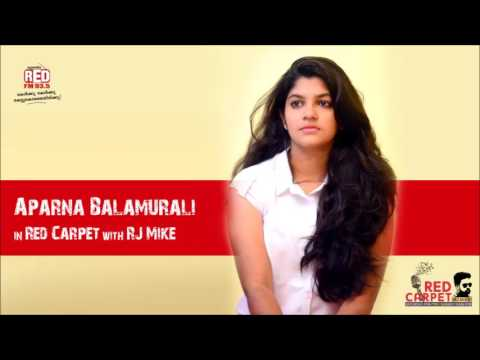 Xxx Mp4 Aparna Balamurali In RedFMRedCarpet With RJ Mike Complete Episode Sunday Holiday RedFM Kerala 3gp Sex