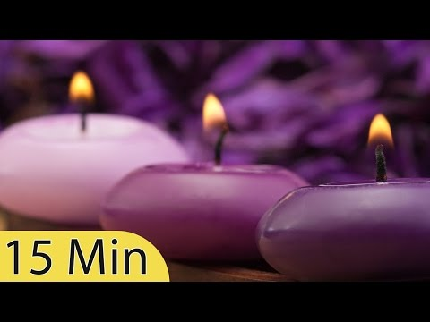 15 Minute Meditation Music, Relaxing Music, Calming Music, Stress Relief Music, Relax, ☯024B