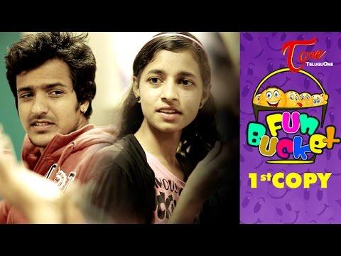Fun Bucket   1st Copy   Funny Videos   by Harsha Annavarapu