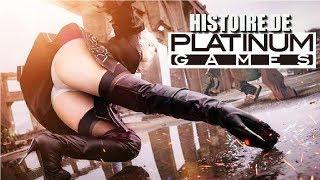 Chronique - Histoire de PLATINUM GAMES