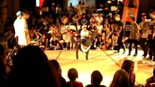 Sankofa Crew vs KMS Crew // Soul-Expression 2011