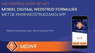 mDWF: instructievideo wedstrijdverloop