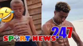 Jesse Lingard shows off hilarious picture of him in #10YearChallenge