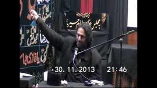 allama nasir abbas multan shaheed at imamia mission london on 30 11 2013