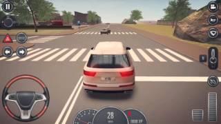 Driving School 2016 Audi Q7 Free Drive Gameplay