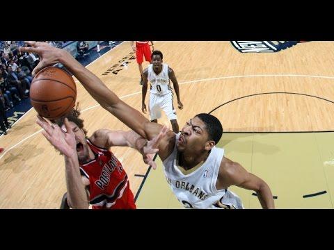 Insane NBA Chase Down Blocks