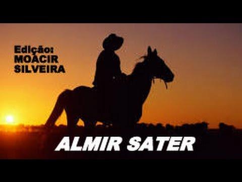 PEÃO (letra e vídeo) com ALMIR SATER, vídeo MOACIR SILVEIRA